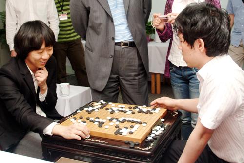 Ing Cup 2009, game 2